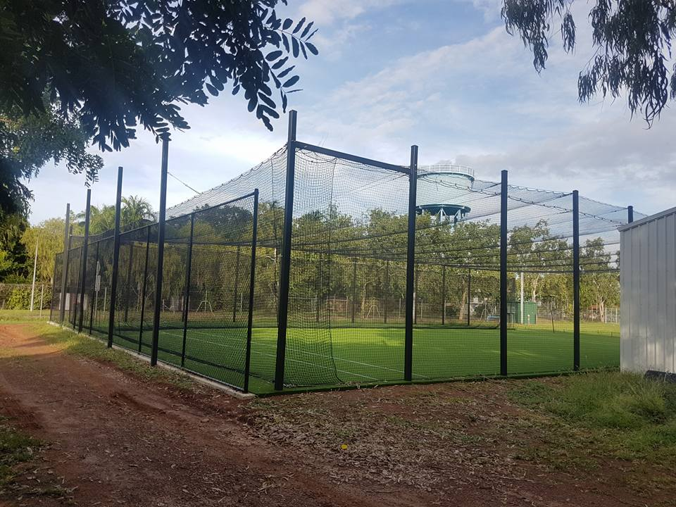 Nightcliff Cricket Oval Nets